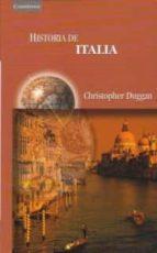 historia de italia-christopher duggan-9780521555685