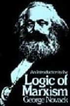 Descarga gratuita de epub books para ipad An introduction to the logic of marxism