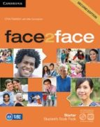 face2face starter student s book with dvd-rom and online workbook pack 2nd edition-9781107622685