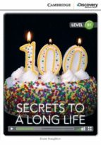 secrets to a long life intermediate book with online access 9781107683785