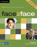 face2face advanced workbook with key 2nd edition 9781107690585