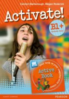 activate! b1+ students  book and active book pack 9781408253885