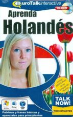 talk now! learn dutch (beginners) (cd rom) (holandes) 9781843520085
