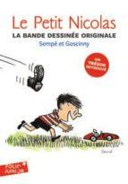 le petit nicolas   la bande dessinée orginale 9782075126885