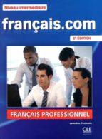francais.com 2ed niv.int+dvdro jean luc penformis 9782090380385