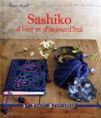 sashiko d'hier et d'aujourd'hu satomi sakuma 9782299001685