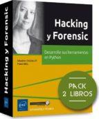 hacking y forensic sebastien chazallet 9782409009785