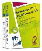 dreamweaber cs5 flash profesional cs5 para pc/mac (pack 2 libros) christophe aubry 9782746063785