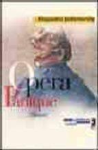 opera panique: cabaret tragique-alejandro jodorowsky-9782864243885