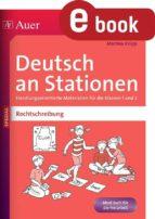 DEUTSCH AN STATIONEN SPEZIAL RECHTSCHREIBUNG 1-2
