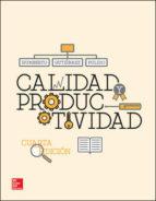calidad y productividad 9786071511485