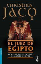 el juez de egipto-christian jacq-9788408061885