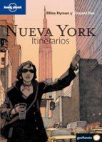 nueva york 2010. itinerarios (lonely planet) miles hyman vincent rea 9788408094685