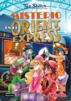 tea stilton 13: misterio en el orient express-tea stilton-9788408155485