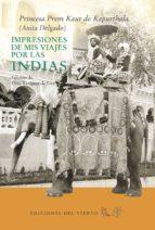 impresiones de mis viajes por la indias-anita delgado-9788415374985