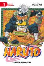 naruto nº 3 (de 72) (pda)-masashi kishimoto-9788415821885