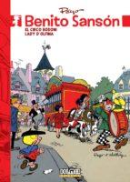 benito sanson integral nº 3: el circo bodoni   lady dolfina 9788416436385