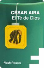 el té de dios (flash relatos) (ebook)-cesar aira-9788416628285
