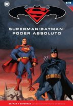 batman y superman   coleccion novelas graficas nº 21: superman / batman: poder absoluto jeph loeb 9788417063085