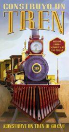 construyo un tren 9788417273385