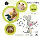 simón el ratón, 6-9 meses-9788421837085