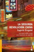 la segunda revolucion china-eugenio bregolat-9788423340385