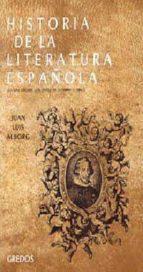 historia de la literatura española: epoca barroca (t. ii) (2ª ed. )-j. alborg escarti-9788424931285