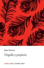 orgullo y prejuicio (9ª ed.) jane austen 9788426108685