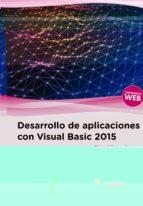 desarrollo de aplicaciones con visual basic 2015 manuel torres remon 9788426725585