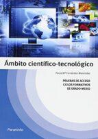 temario pruebas de acceso a ciclos formativos de grado medio: ambito científico tecnológico-9788428334785