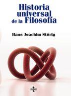 historia universal de la filosofía-hans joachim storig-9788430958085