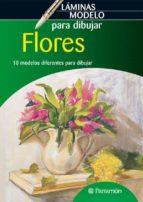 flores: laminas modelo para dibujar-9788434236585