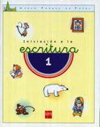 iniciacion a la escritura i y ii: nuevo parque de papel, 4 años, educacion infantil (2 vol) 9788434864085