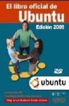 el libro oficial de ubuntu edicion 2009 (incluye dvd) benjamin mako hill 9788441525085