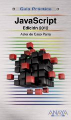 javascript. edicion 2012 9788441530485