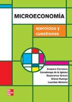 microeconomia amparo carrasco pradas maria covadonga iglesia villasol 9788448183585