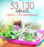 53.130 menus faciles y con microondas-9788466212885