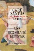 la ira: els set pecats capitals care santos 9788466403085