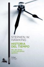 historia del tiempo :del big bang a los agujeros negros-stephen hawking-9788467033885