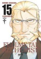 fullmetal alchemist kanzenban 15 hiromu harakawa 9788467916485