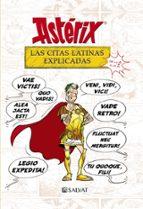 astérix: las citas latinas explicadas-rene goscinny-bernard-pierre molin-9788469623985