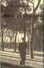 cronica barojiana pio caro baroja 9788470354885