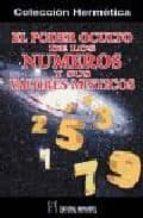 el poder oculto de los numeros y sus valores misticos william wynn westcott 9788479103385