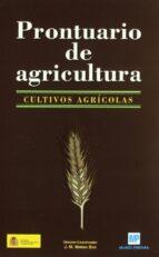 prontuario de agricultura: cultivos agricolas j.m. mateo box 9788484762485
