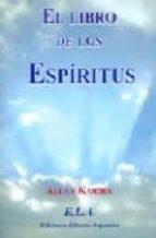 el libro de los espiritus allan kardec 9788489836785