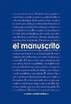 el manuscrito (ebook)-carlos candel arribas-9788490096185