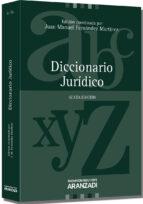 diccionario juridico (6ª ed.)-9788490141885