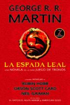 la espada leal george r.r. martin 9788490181485