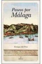 paseos por malaga enrique del pino 9788492924585