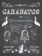 garabatos con literatura mini-jennifer adams-9788494316685